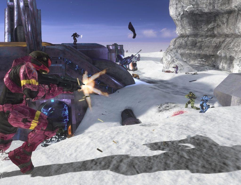 Berita Games 2021: Halo: TV Series dan Control
