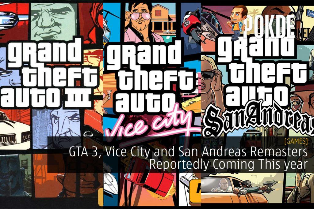 Berita Games 2021: Grand Theft Auto dan Borderlands 3